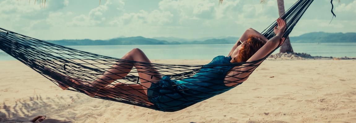 Tax Depreciation and Holiday Rentals, person in hammock