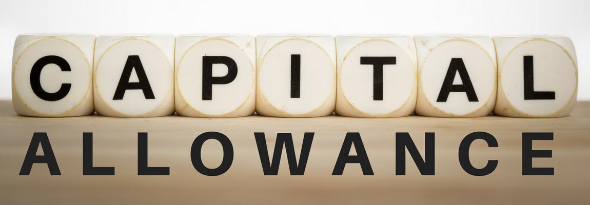 Capital Allowance and Tax Depreciation